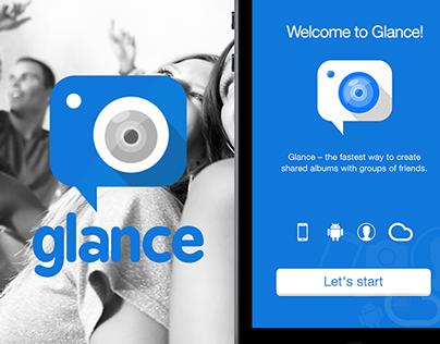 Glance - Photo Sharing