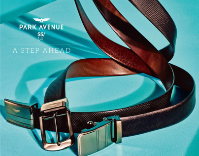Park Avenue SS14  product styling