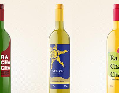 Ra Cha Cha Wine Labels
