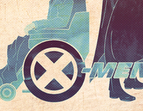 Summer Blockbusterz: X-Men