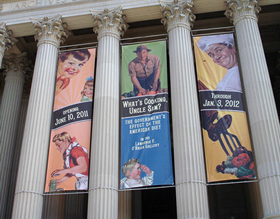 Whats Cooking, Uncle Sam? Exhibit, National Archives