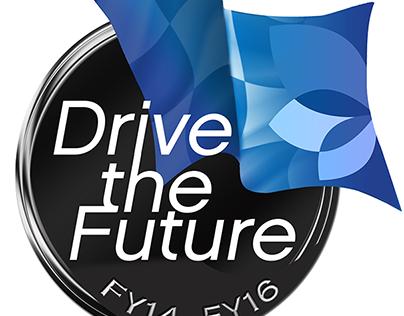 Drive the Future Meeting Logo