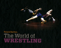 THE WORLD OF WRESTLING