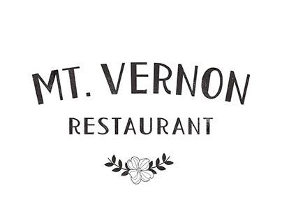 The Mt. Vernon Restaurant