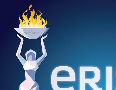 Eris Brand Logo - Development