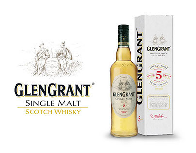 Packaging Glen Grant - Special Edition