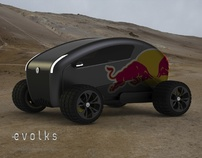 Evolks - Electric Concept Car