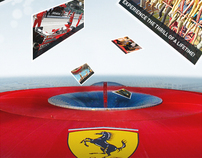 Ferrari World Online Campaigns -Farah Leisure / Ferrari