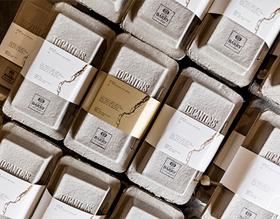 Concept and packaging design | Cacao Barry