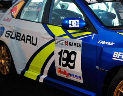 Subaru Rally Team USA