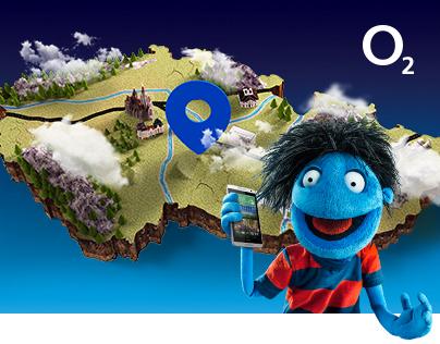 O2 3D Map