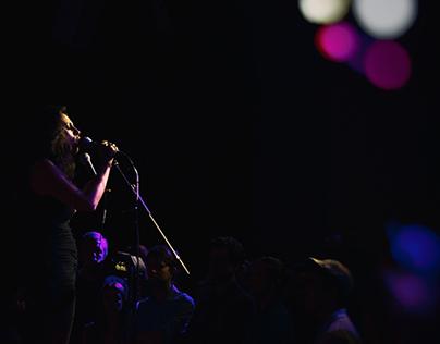 Yasmine Hamdan Live at the Royal Albert Hall