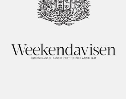 Weekendavisen – iPad Newspaper