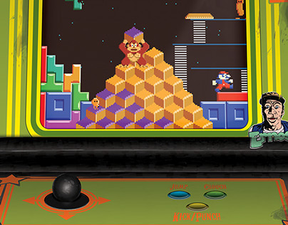 Arcade Battleground