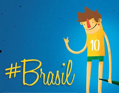 Brasil - Copa do mundo