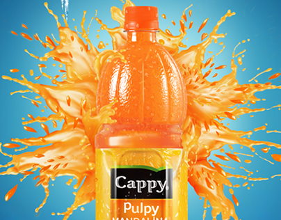 Cappy Pulpy / TVC & Outdoor & Print