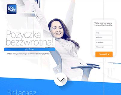 Tax Care - campaign