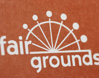Fair Grounds: Logo Design
