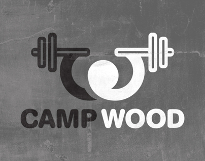 Camp Wood Logo