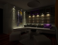 Private Apartment project (3D) - For sale