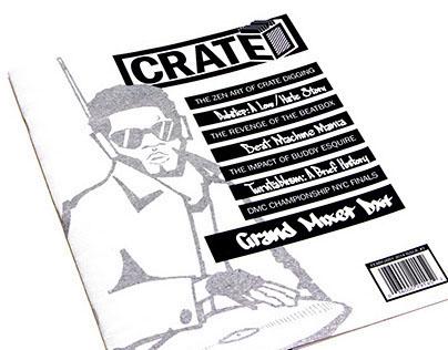 CRATE Turntablism Magazine