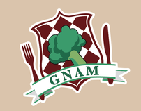 GNAM Visual identity