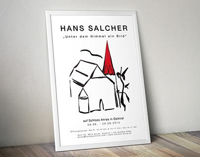 Museum Schloss Anras | Exhibition: Hans Salcher