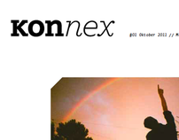 NDU University Magazine konnex