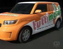 Tuttilicious Vehicle Wrap