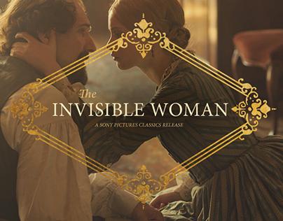 Invisible Woman Site Design