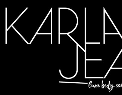 Brand Identity | Karla Jean Luxe Body Care