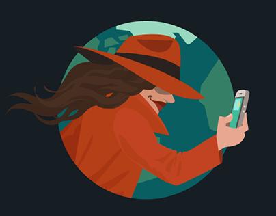 Tech Illustrations