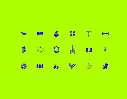18 Selected Marks // 2014
