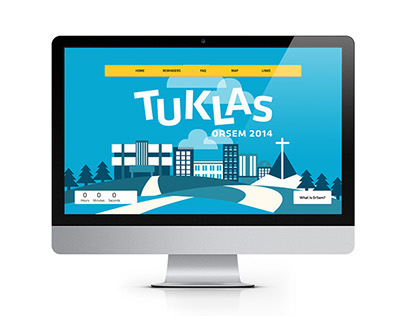 Ateneo OrSem 2014 Website