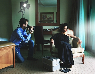 Photographer and Muse