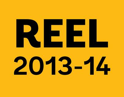 Motion Graphics Reel 2013-14