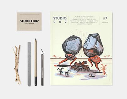 Studio 002 #7