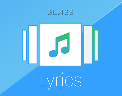 Google Glass Lyrics