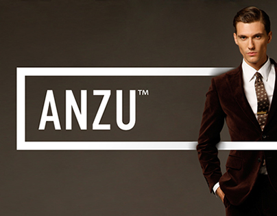 A N Z U / Logo / Identity