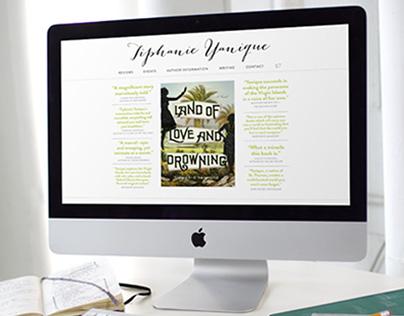 Tiphanie Yanique Website