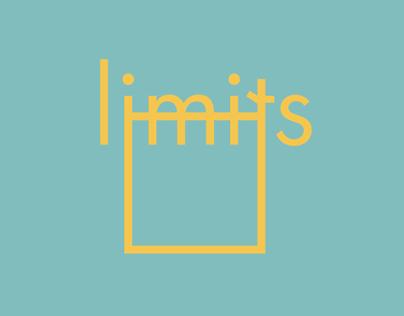 Limits TEDxKalamata Branding