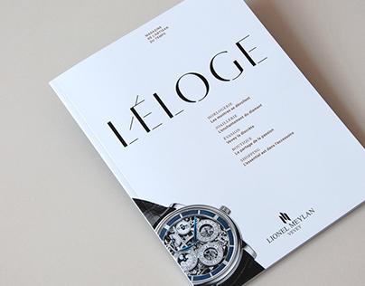 LÉLOGE magazine