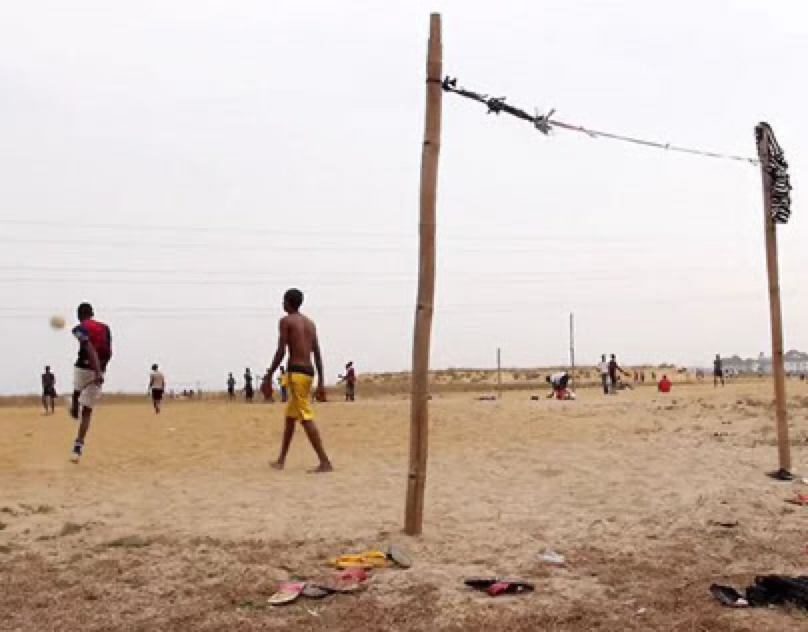 The Power of Play - Nigeria to America