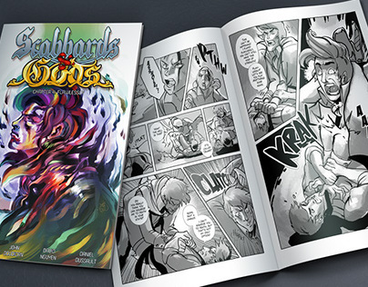Graphic Novel and Storyboard