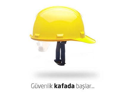 İş Güvenliği Advertising Campaign