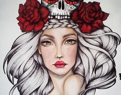 Viva la muerte by Briliant gr