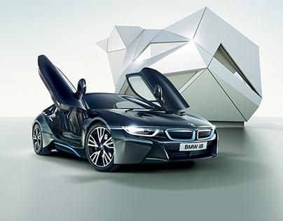 (unpublished) BMW i8