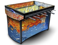 4 Elements Foozball Table