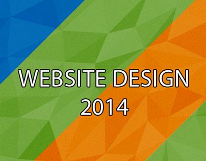 Website Design 2014