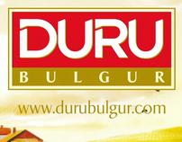 DURU BULGUR CAMPAIGN AD